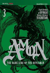 Amon - The dark side of the Devilman -3- Tome 3