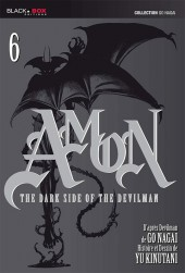 Amon - The dark side of the Devilman -6- Tome 6