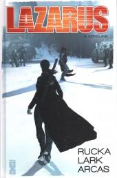 Lazarus -3- Conclave