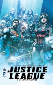 Justice League (DC Renaissance) -8- La Ligue d'Injustice