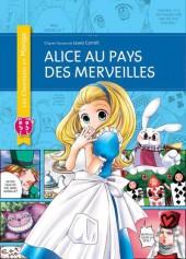 Alice au pays des merveilles (Tamura) - Alice au pays des merveilles
