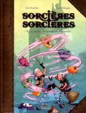 Sorcières sorcières -2- Le mystère des mangeurs d'histoires