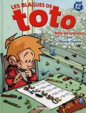 Les blagues de Toto -12- Bête de concours