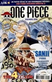 One Piece - La collection (Hachette) -4- Log 4