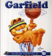 Garfield (Presses Aventures - Carrés) -40- Album Garfield #40