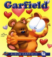 Garfield (Presses Aventures - Carrés) -44- Album Garfield #44
