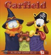 Garfield (Presses Aventures - Carrés) -51- Album Garfield #51
