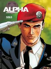 Alpha Premières Armes -2- Solo