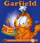 Garfield (Presses Aventures - Carrés) -34- Album Garfield #34