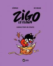 Zigo le clown -2- Cadeau pour un zigoto