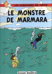 Tintin - Pastiches, parodies & pirates - Le monstre de Marmara