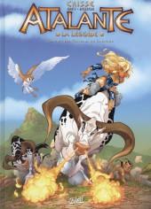 Atalante - La Légende -8- Les Taureaux de Colchide