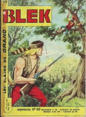 Blek (Les albums du Grand) -117- Numéro 117