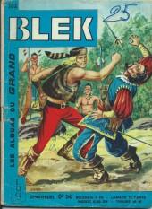 Blek (Les albums du Grand) -103- Numéro 103