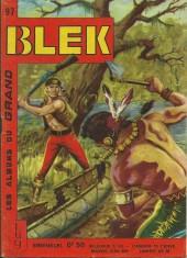 Blek (Les albums du Grand) -97- Numéro 97