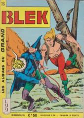 Blek (Les albums du Grand) -75- Numéro 75
