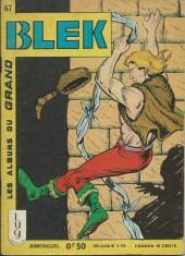 Blek (Les albums du Grand) -67- Numéro 67