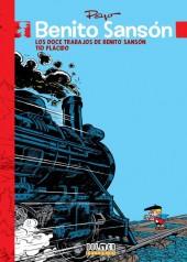 Benito Sansón -2- Los Doce Trabajos de Benito Sansón. Tío Plácido