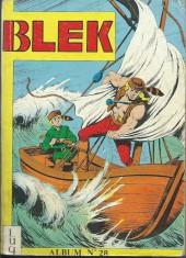 Blek (Les albums du Grand) -REC28- Album N°28 (du n°314 au n°317)