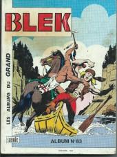 Blek (Les albums du Grand) -REC83- Album N°83 (du n°490 au n°492)