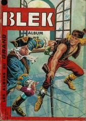 Blek (Les albums du Grand) -REC09- Album N°9 (du n°204 au n°209)