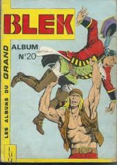 Blek (Les albums du Grand) -REC20- Album N°20 (du n°270 au n°275)