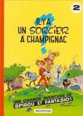 Spirou et Fantasio -2h03- Il y a un sorcier à Champignac