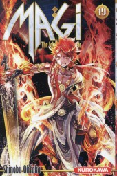 Magi (The labyrinth of magic) -19- Tome 19