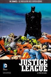 DC Comics - Le Meilleur des Super-Héros -6- Justice League - La Tour de Babel