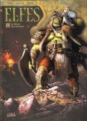 Elfes -12- La Reine des Sylvains