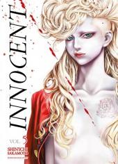 Innocent -5- La lutte rouge