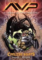 Alien vs. Predator: Civilized Beasts (2008) - Alien vs. Predator: Civilized Beasts