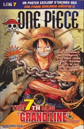 One Piece - La collection (Hachette) -7- Log 7
