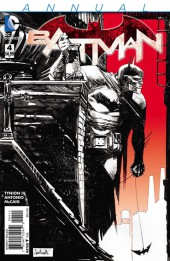 Batman (2011) -AN04- Madhouse