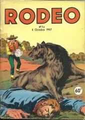 Rodéo -74- L'horrible sacrifice