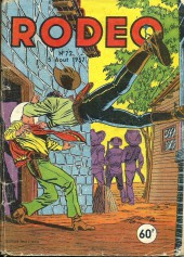 Rodéo -72- Miki le ranger