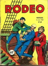 Rodéo -68- Miki le ranger