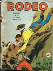 Rodéo -65- Miki le ranger
