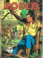 Rodéo -104- Danger à l'ouest