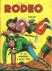 Rodéo -131- Miki le ranger