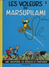 Spirou et Fantasio -5i05- Les voleurs du marsupilami