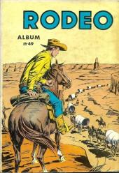 Rodéo -REC049- Album N°49 (du n°263 au n°266)
