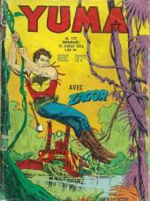 Yuma (1re série) -117- zagor