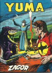 Yuma (1re série) -191- Kandrax le magicien