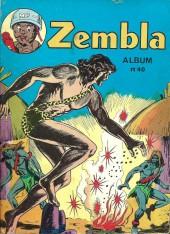 Zembla -REC040- Album N°40 (du n°186 au n°189)