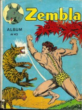 Zembla -REC042- Album N°42 (du n°194 au n°197)