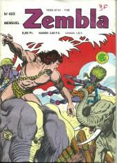 Zembla -402- Les otages de Dogotombo