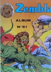 Zembla -REC061- Album N°61 (du n°270 au n°273)