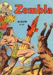 Zembla -REC035- Album N°35 (du n°162 au n°165)