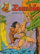 Zembla -REC023- Album N°23 (du n°112 au n°117)